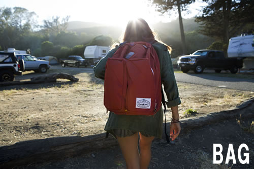 POLER(ポーラー)、バッグ、RUCK SACK、DAY PACK、FIELD PACK、ROLL TOP、CAMERA COOLER