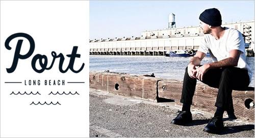 PORT LONGBEACH,PORT LBC,ポート,ロングビーチ,ポートロングビーチ,パーカー,Tシャツ,キャップ,ビーニー,通販,大阪,販売,取扱,日本