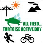 TURTOISE ACTIVE DRY Tshirts/タータス アクティブドライTシャツ