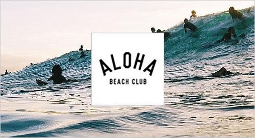 ALOHABEACHCLUB(アロハビーチクラブ)の商品一覧